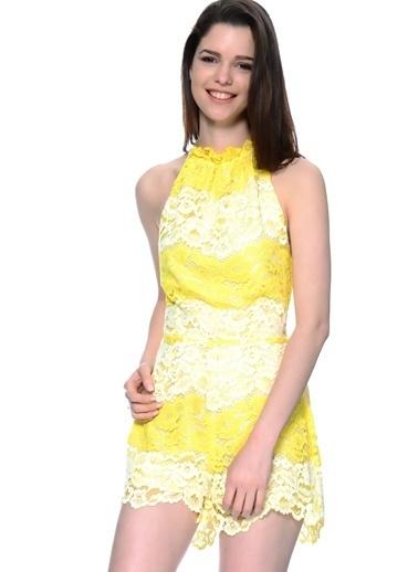 Foxiedox Tulum Sarı
